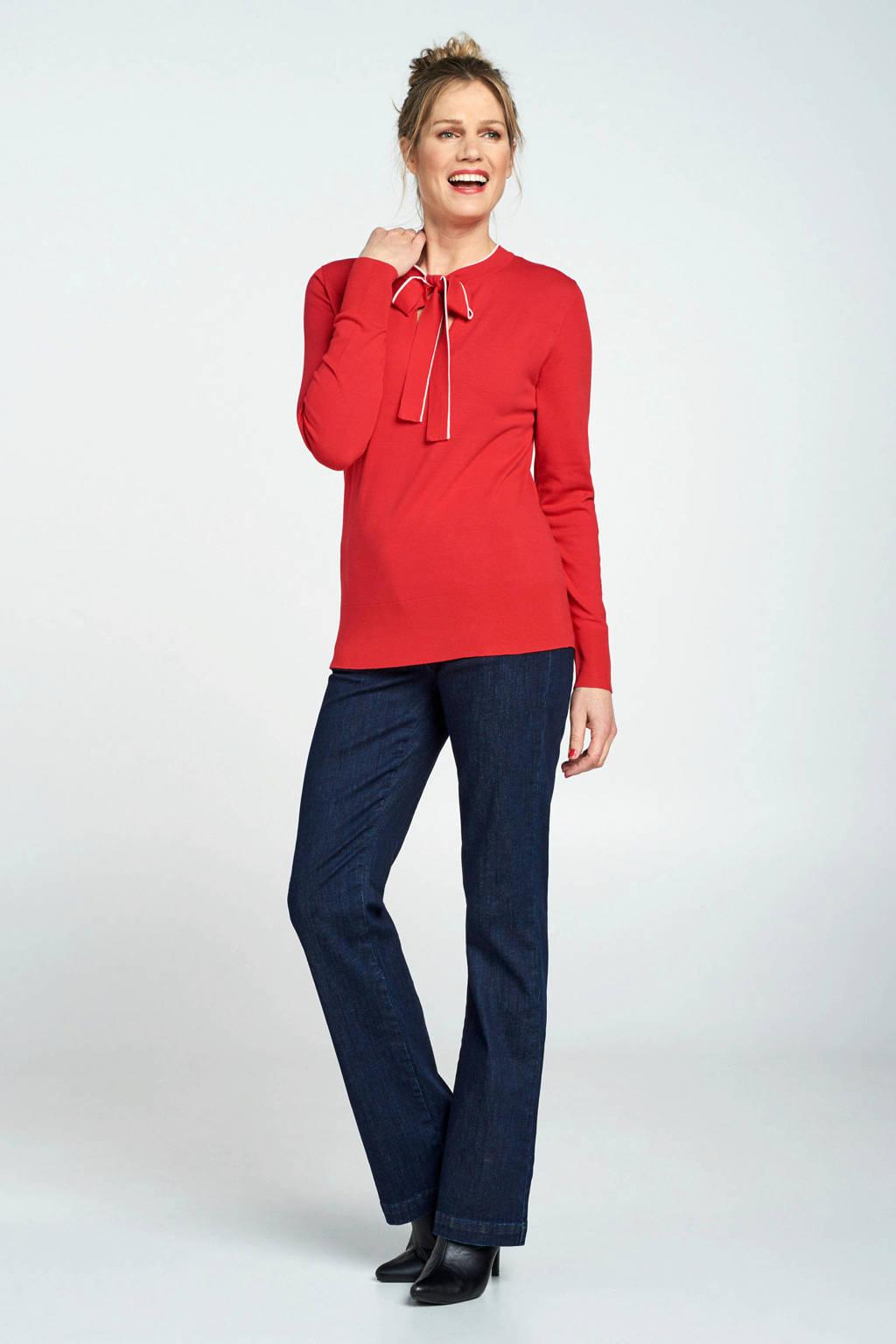 Promiss bootcut jeans, Dark denim