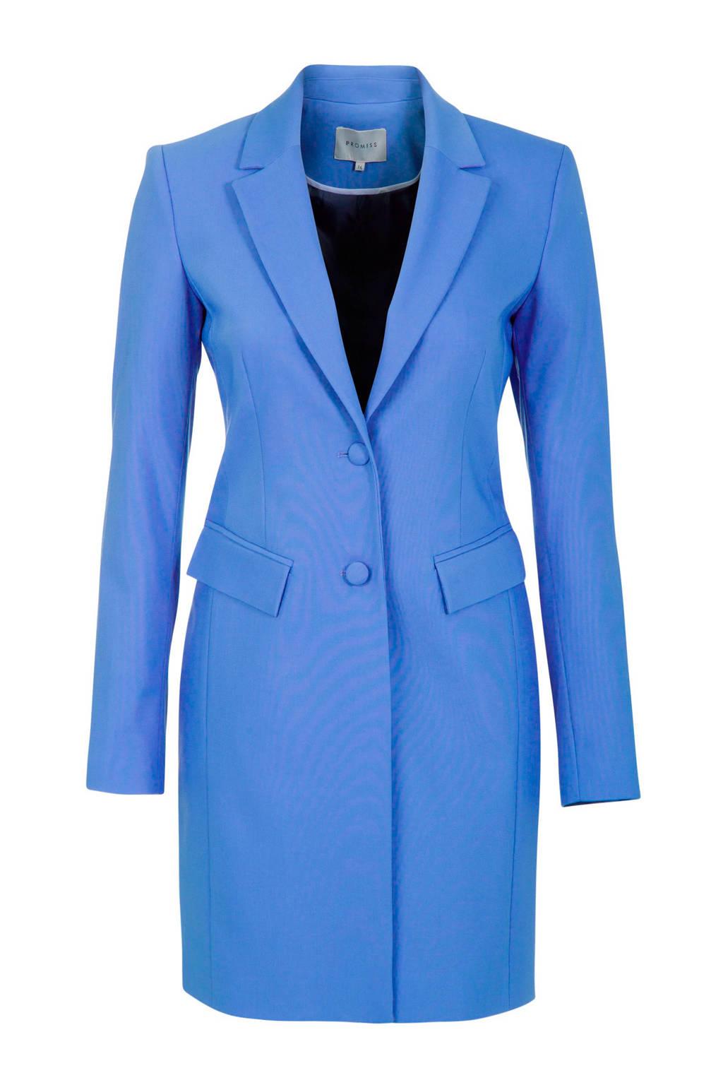 Promisslange Blauw Promisslange Promisslange Blauw Blazer Blazer Blauw Promisslange Blazer w8OPIZ