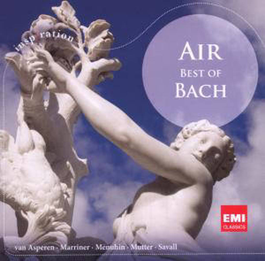 Various - Air - Best Of Bach (CD)