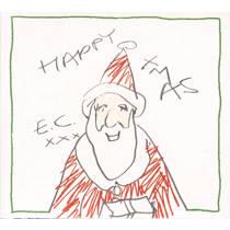 Eric Clapton - Happy Xmas  Del.Ed.) (CD)