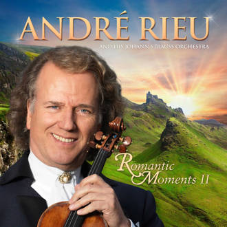 Rieu,Andre/Strauss Orchestra,Johann - Romantic Moments Ii (CD)