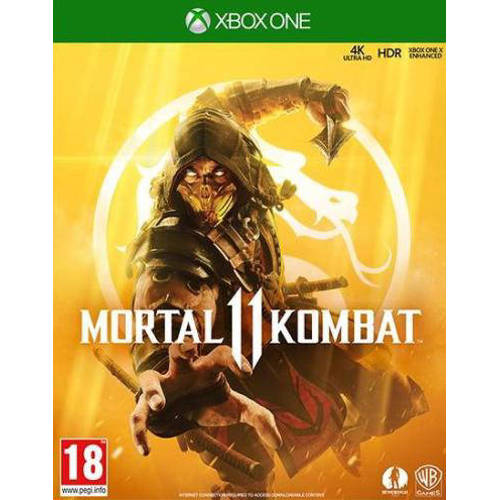 Mortal kombat 11 (Xbox One) kopen