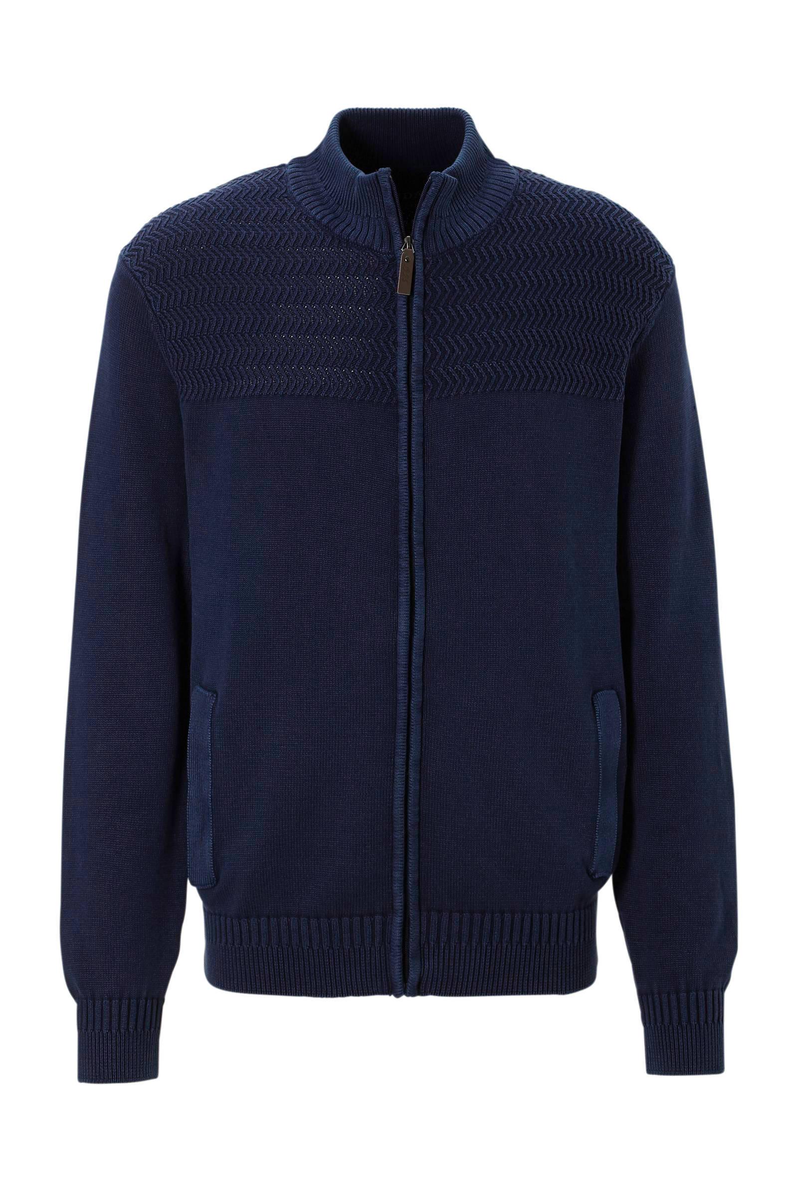 C&A Canda vest blauw   wehkamp