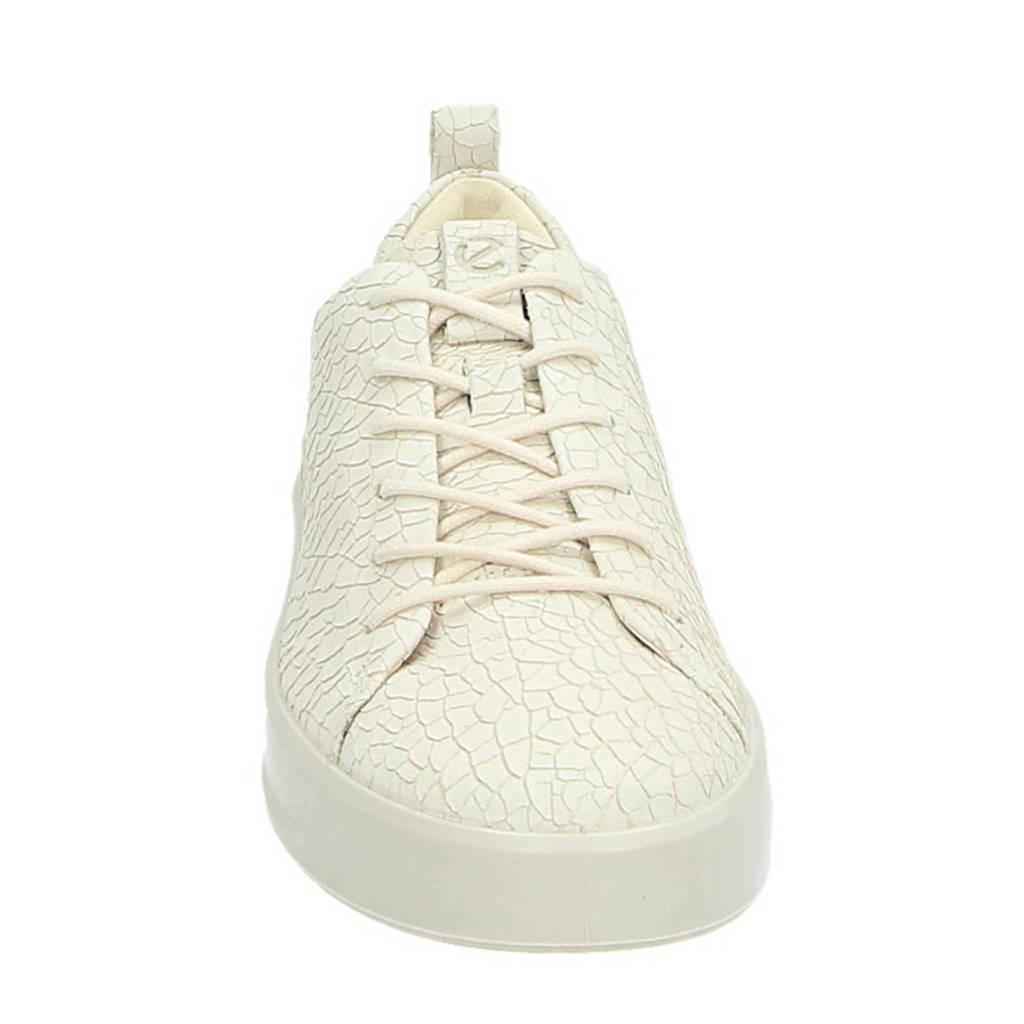 Ecru Nubuck Ecco Sneakers Nubuck Sneakers Ecco Xw5xqvpE1