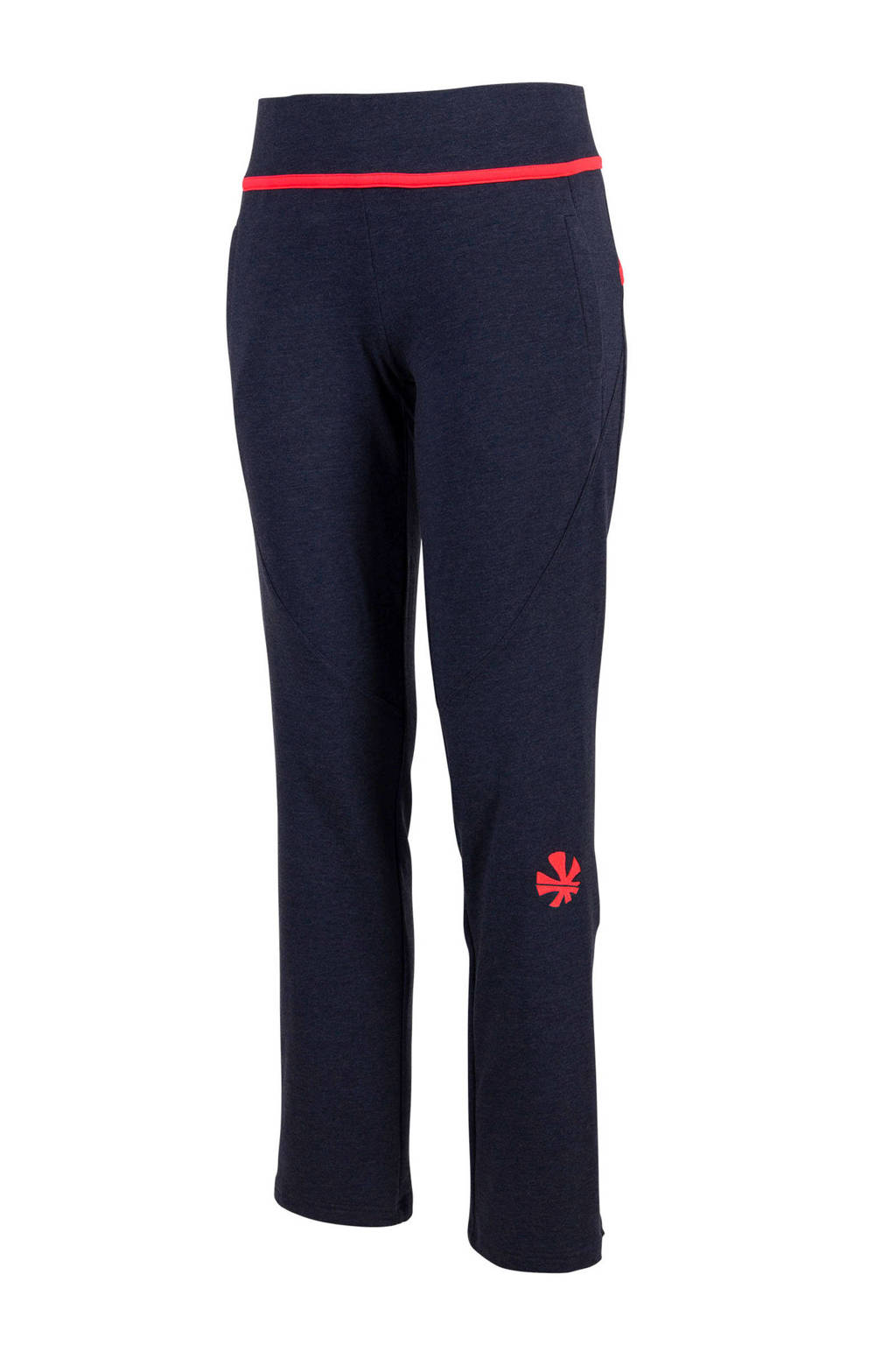 Reece Australia regular fit joggingbroek donkerblauw/roze, Meisjes