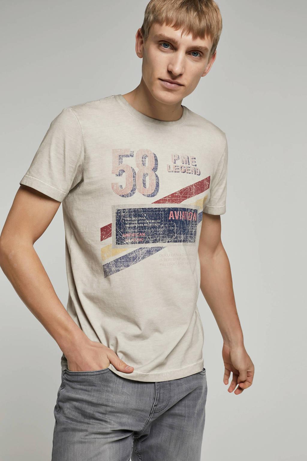 PME Legend T-shirt, Ecru