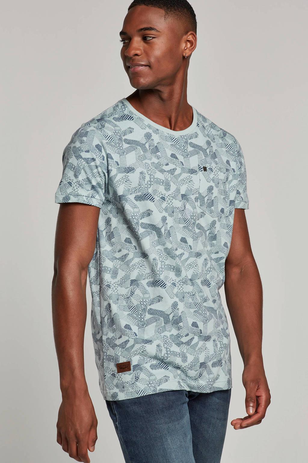 PME Legend t-shirt, Lichtblauw