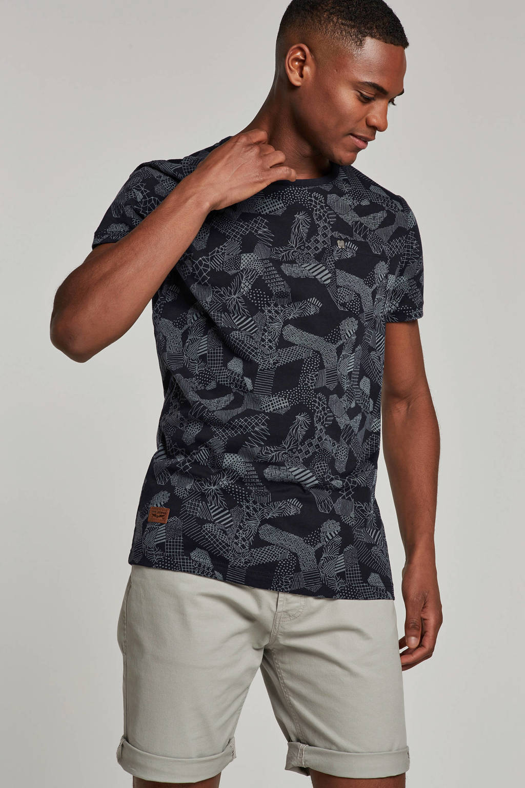 PME Legend t-shirt, Donkerblauw