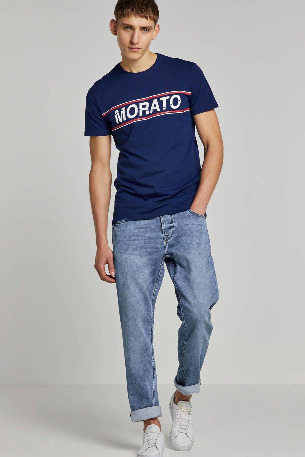 Antony Morato t-shirt, Blauw