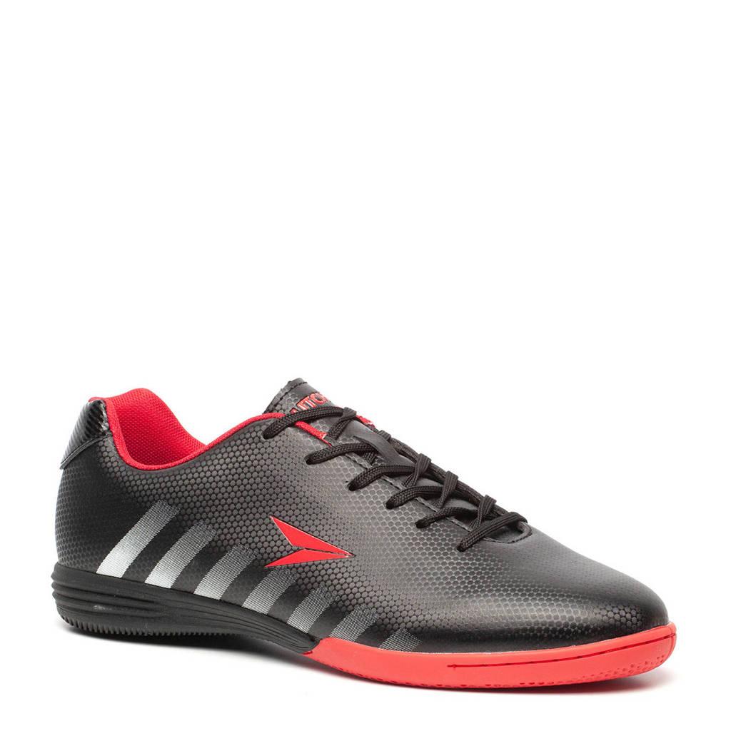 Scapino Dutchy   zaalsportschoenen zwart/rood, Zwart/rood