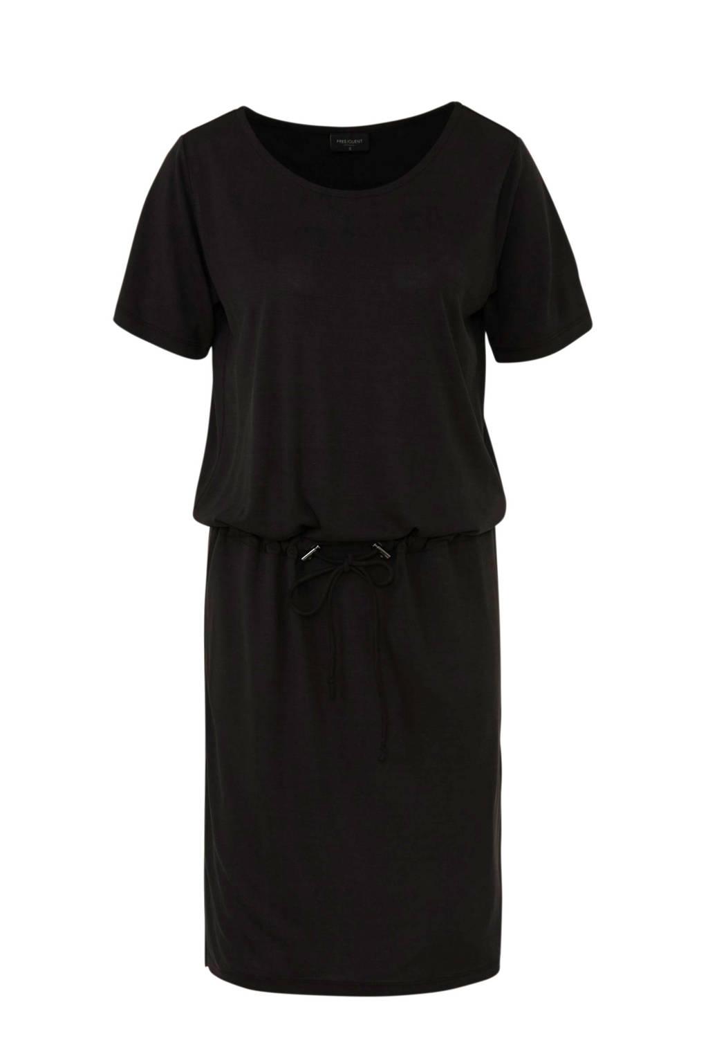 FREEQUENT jurk zwart, Zwart
