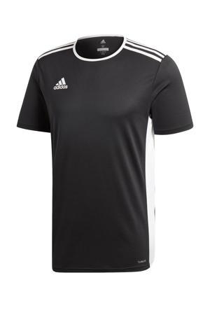 sport T-shirt Entrada zwart