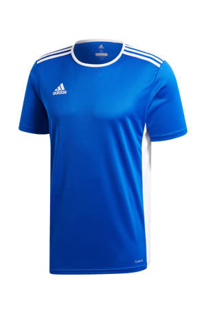 sport T-shirt Entrada blauw