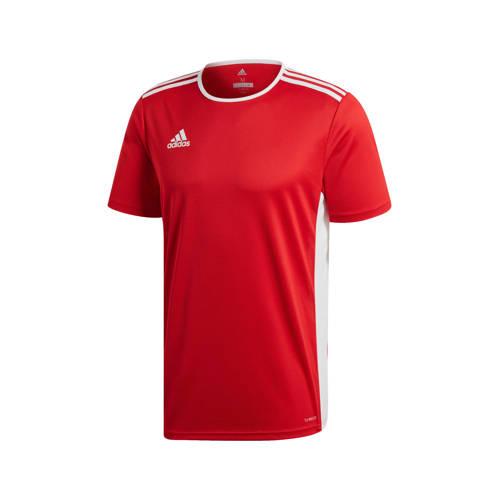 adidas Performance sport T-shirt Entrada rood