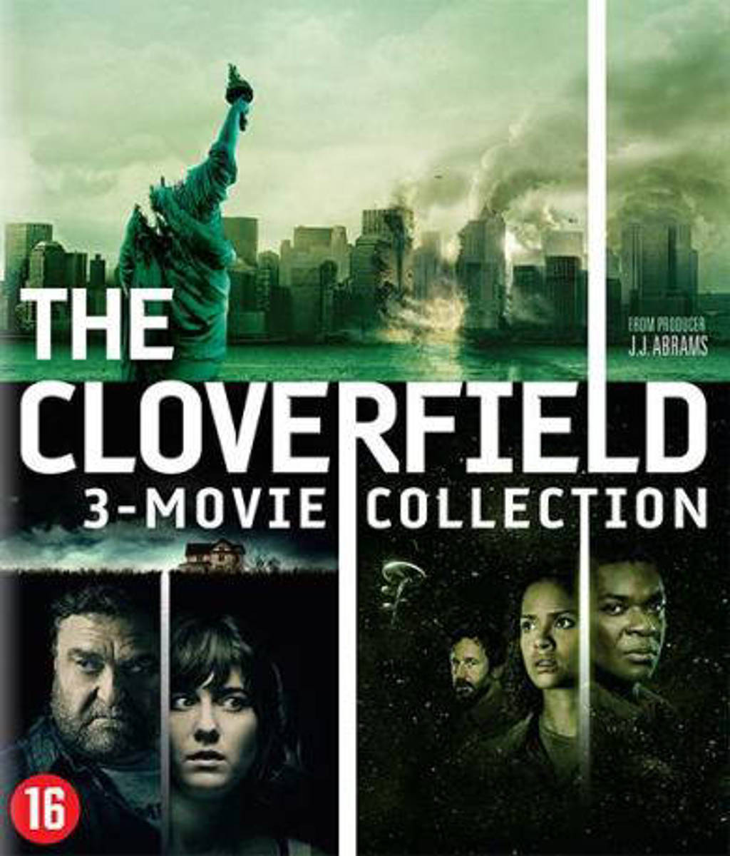 Cloverfield 1-3 (Blu-ray)
