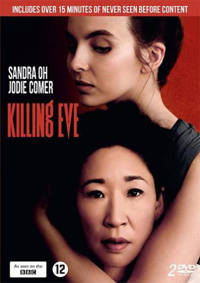 Killing Eve - Seizoen 1 (DVD)