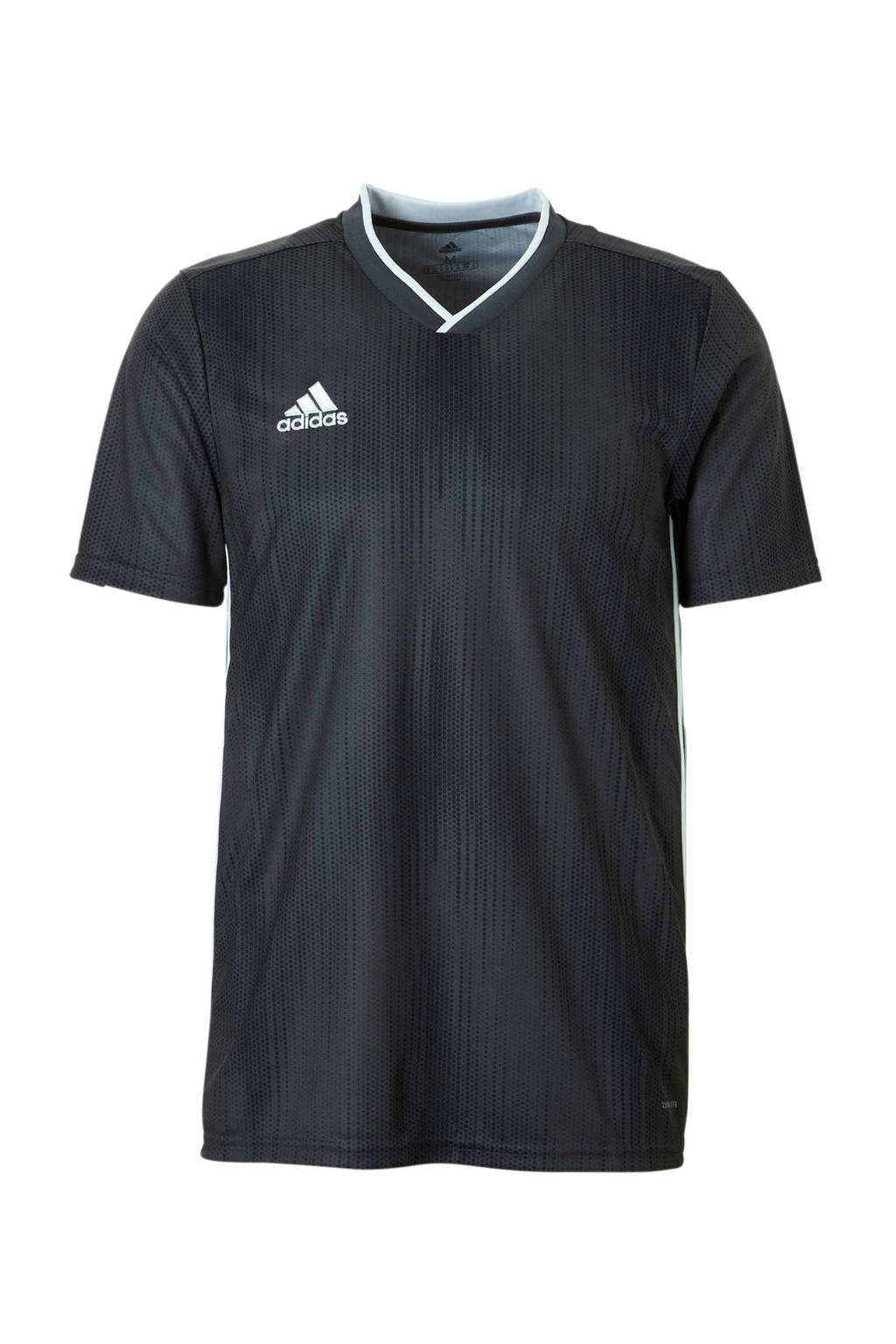 adidas performance Senior  sport T-shirt Tiro grijs, Heren