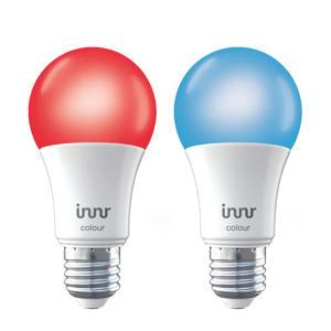 smart led colour lamp 2-pack