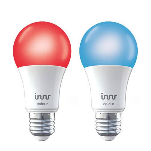 innr smart led colour lamp 2-pack