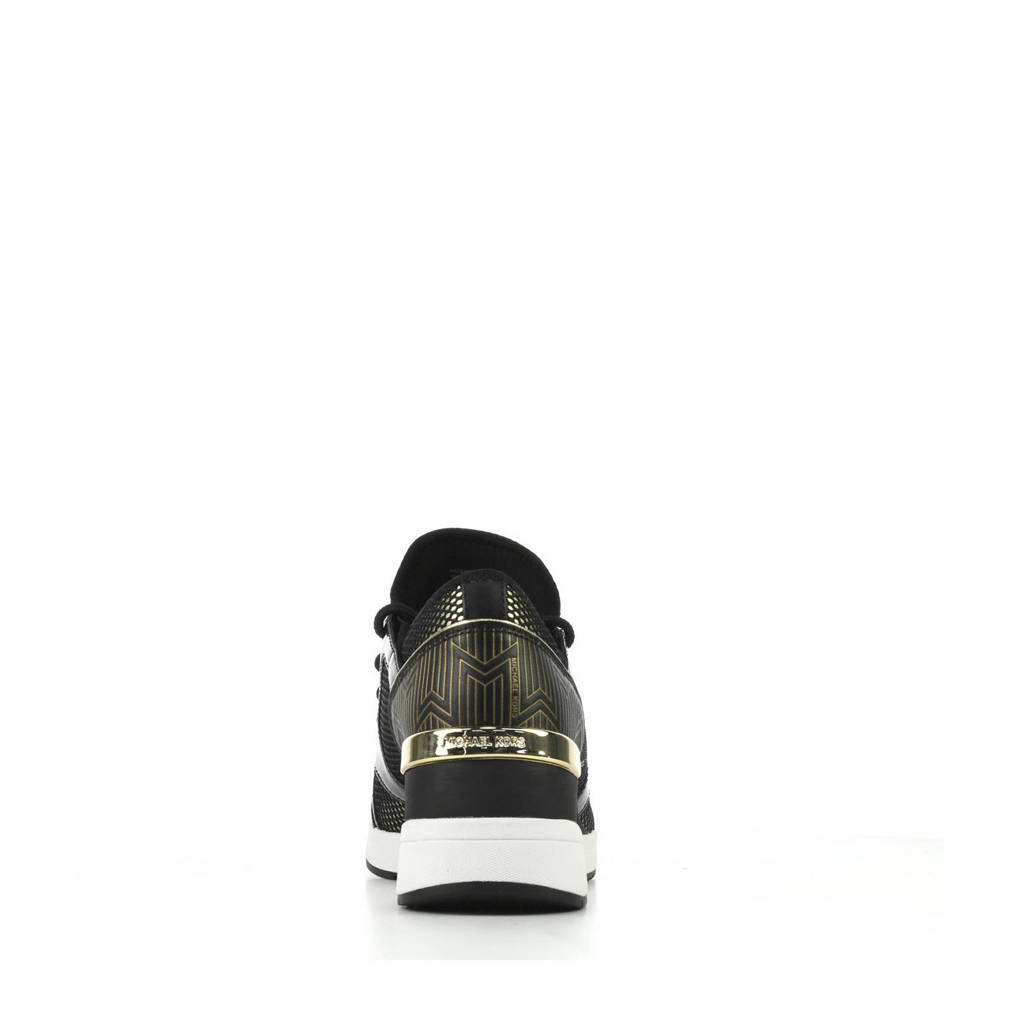 17112f87411 Michael Kors sneakers Liv zwart | wehkamp