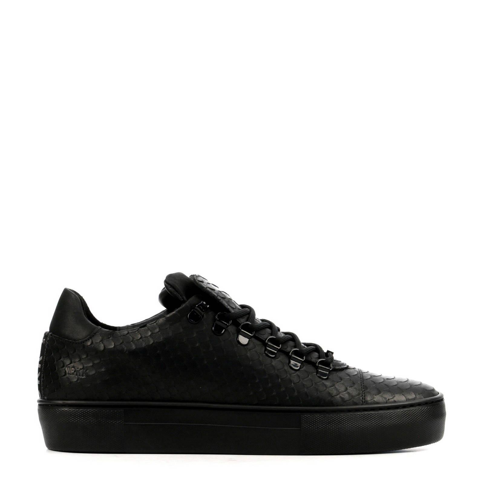 newest c8af7 35df6 nubikk-jagger-python-leren-sneakers-zwart-zwart-8719296849478.jpg