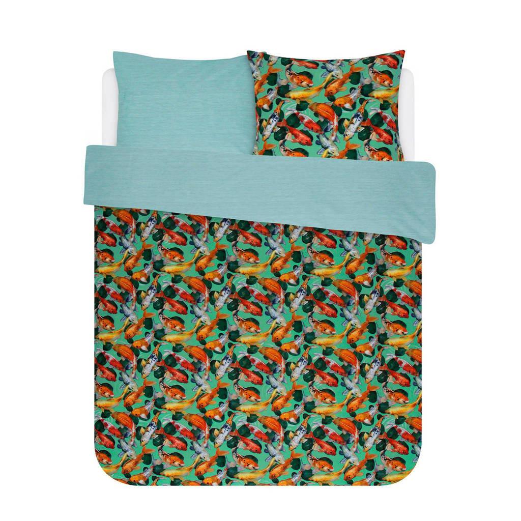 Covers & Co katoenen dekbedovertrek 2 persoons, 2 persoons (200 cm breed)