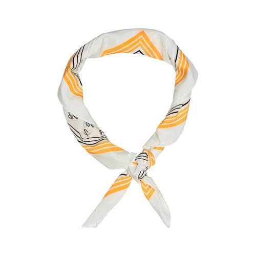 ONLY sjaal geel