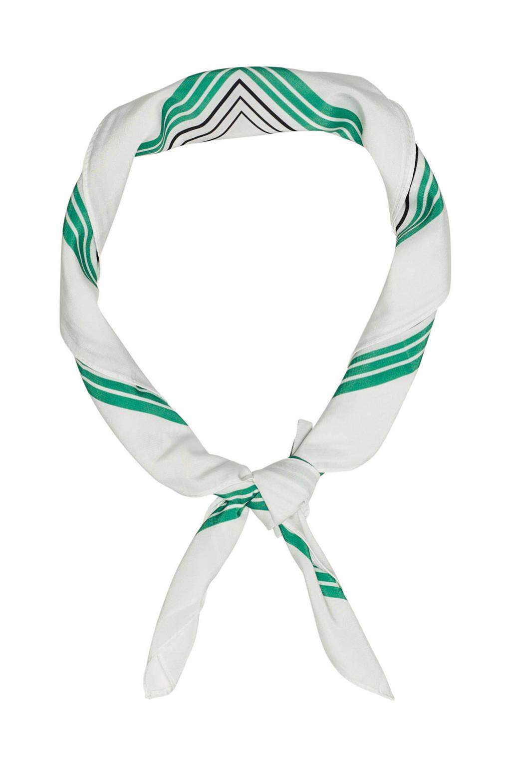 ONLY sjaal groen, Groen