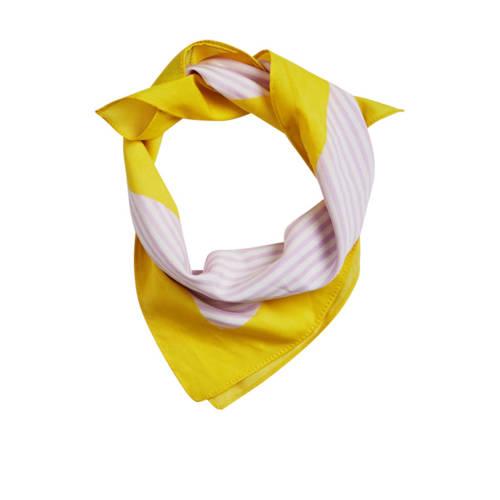 OBJECT sjaal met strepen