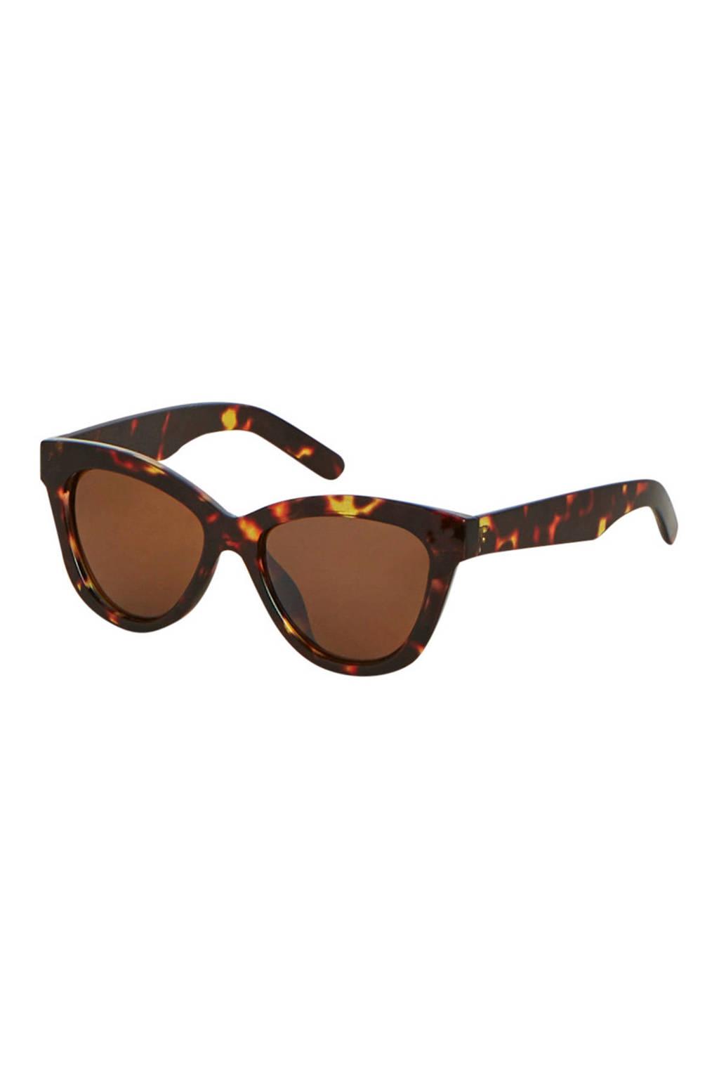 OBJECT zonnebril bruin, Bruin/amber