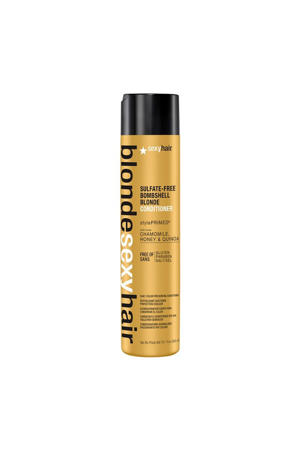 Sulfate-Free Bombshell Blonde conditioner - 300 ml
