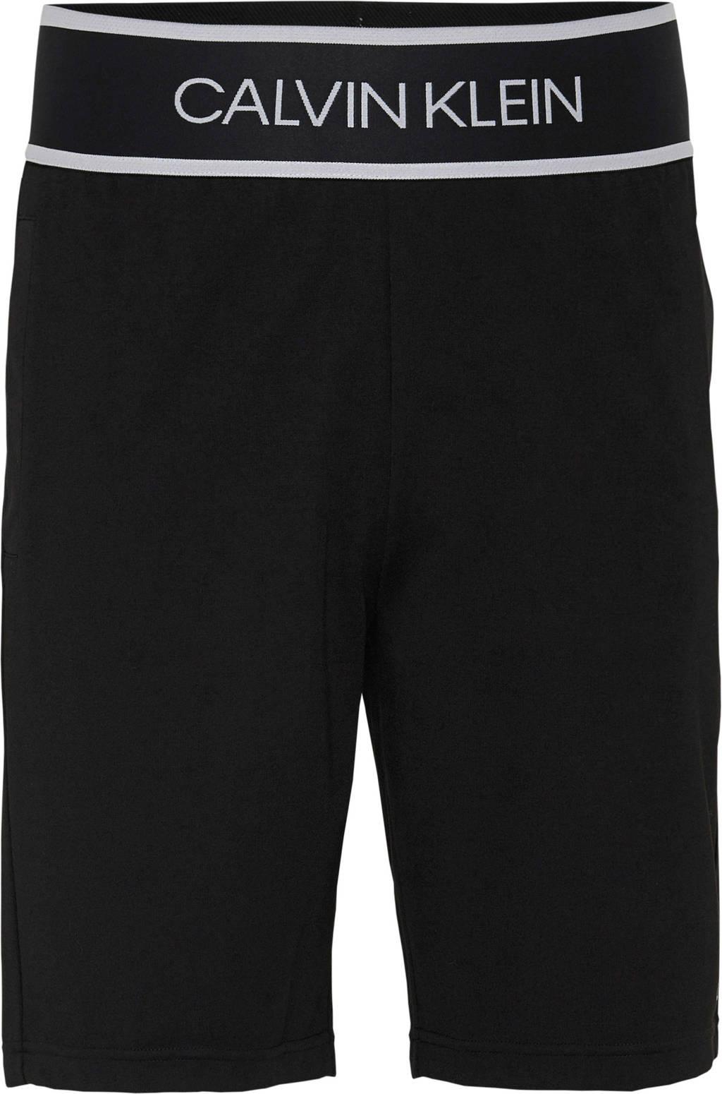 Calvin Klein   sportshort zwart, Zwart