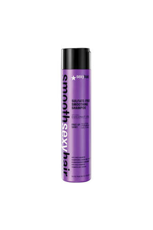 Sulfate-Free Smoothing Anti Frizz shampoo - 300 ml