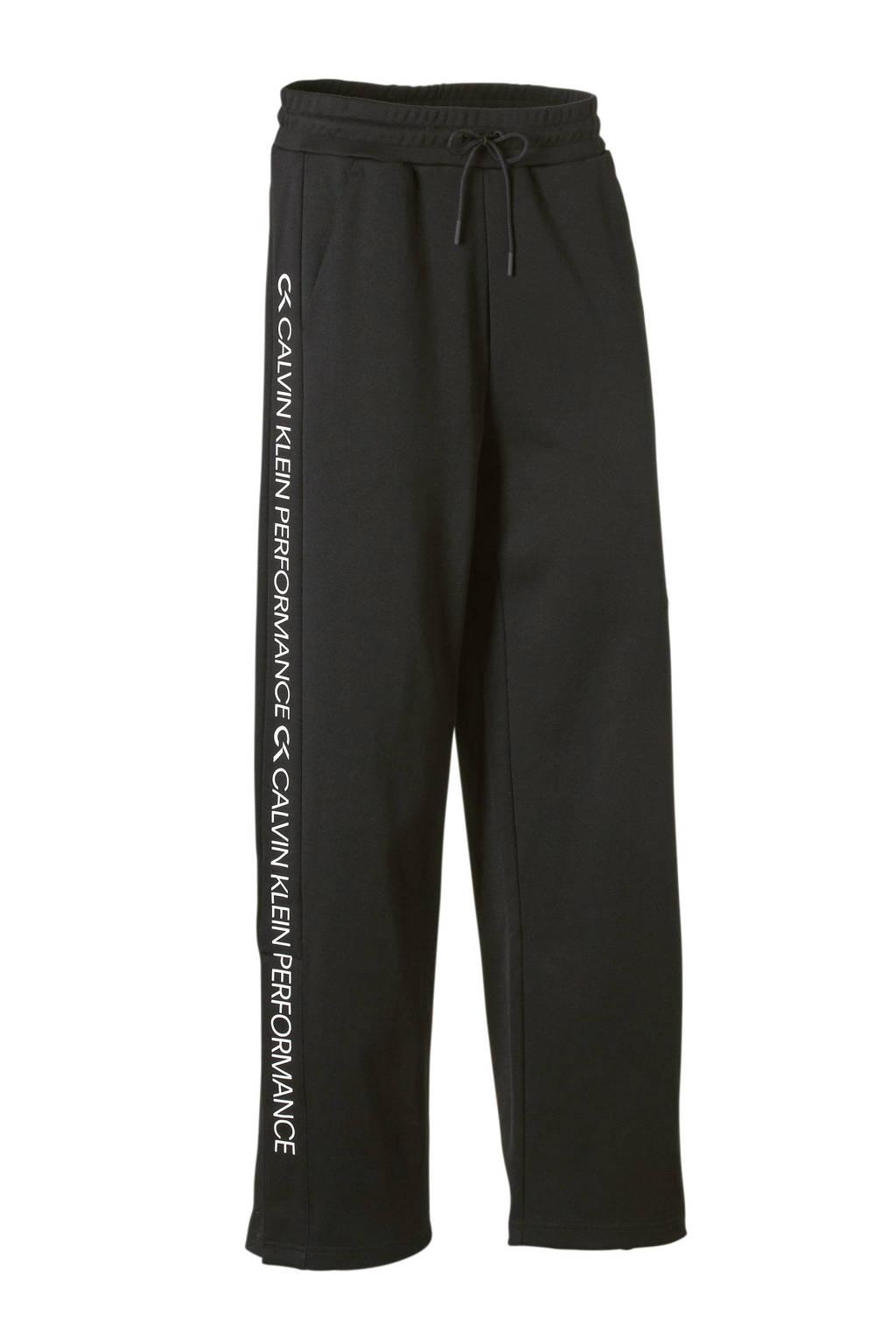 Calvin Klein joggingbroek zwart, Zwart