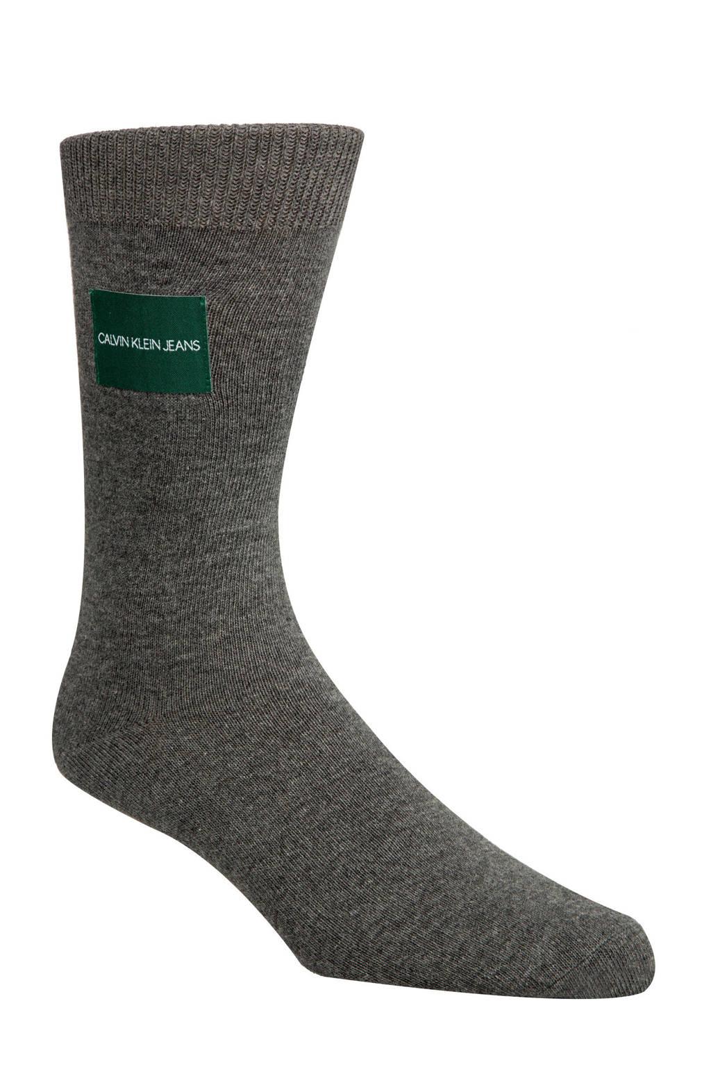 CALVIN KLEIN sokken antraciet, Grijs