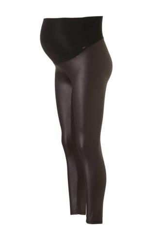 coated zwangerschapslegging zwart