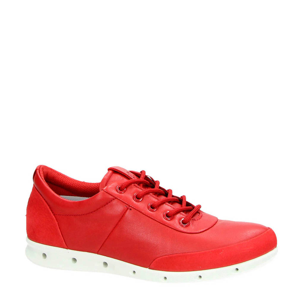 Ecco  Cool sneakers rood, Rood
