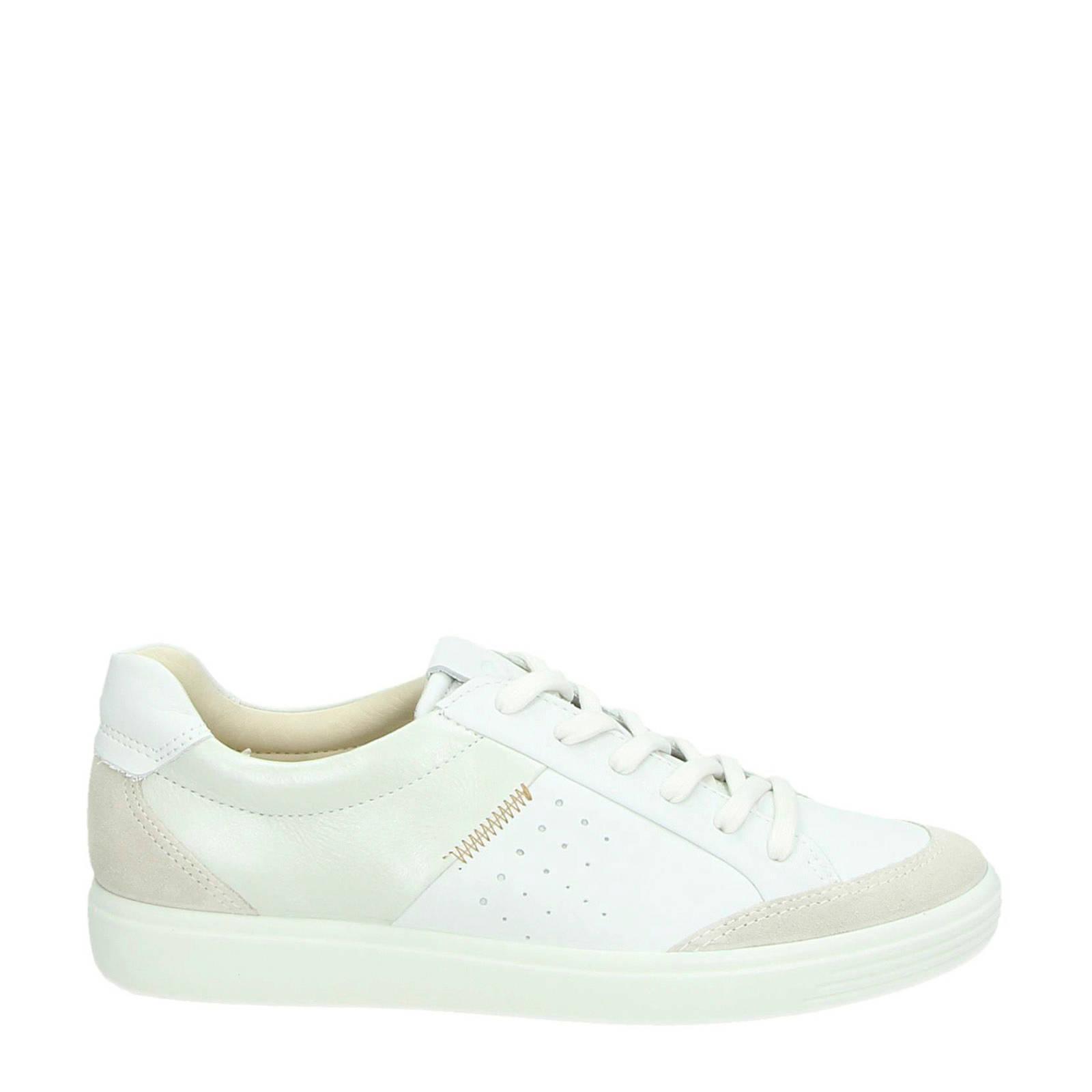 Soft 7 leren sneakers wit