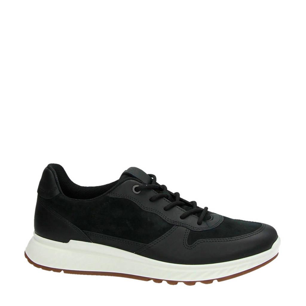 Ecco  ST1 sneakers zwart, Zwart