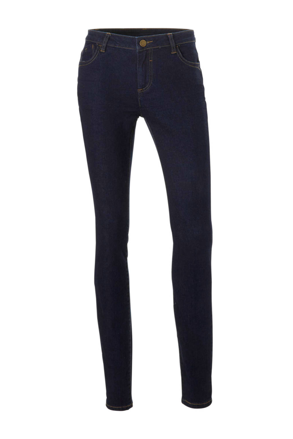 C&A Yessica skinny jeans donker blauw, Donkerblauw