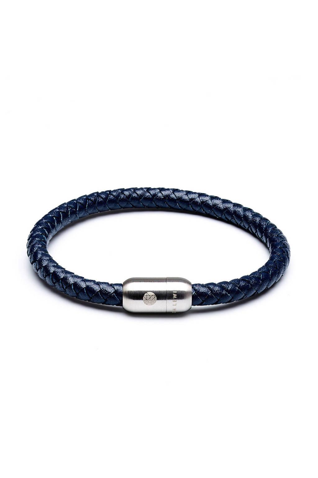 Sem Lewis Bakerloo Queen's Park armband SL210016, Blauw
