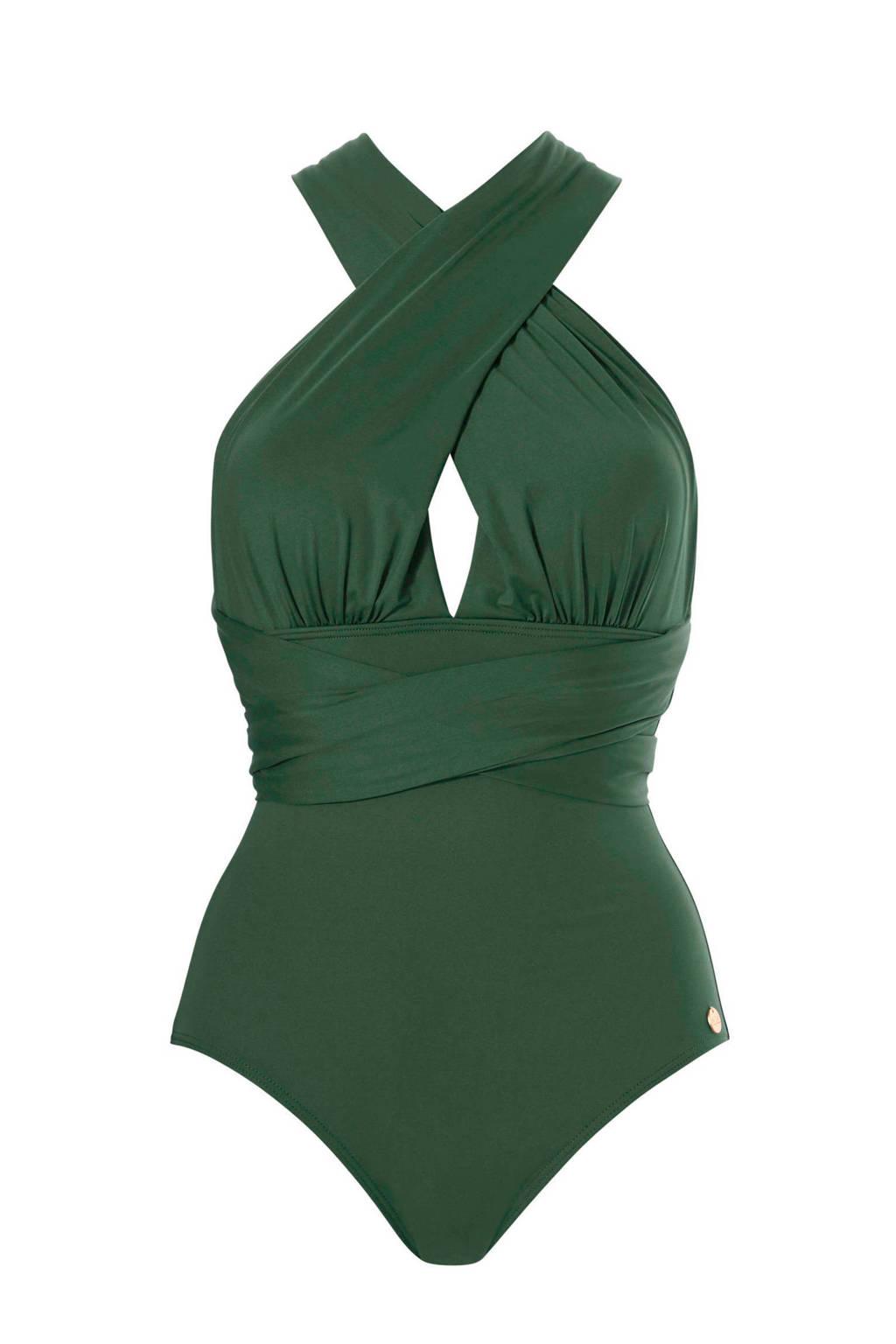 TC WOW multiway badpak groen, Groen