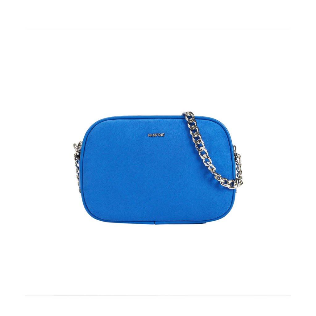 Parfois   Crossbody Bag VALERIE Blue M, Blauw