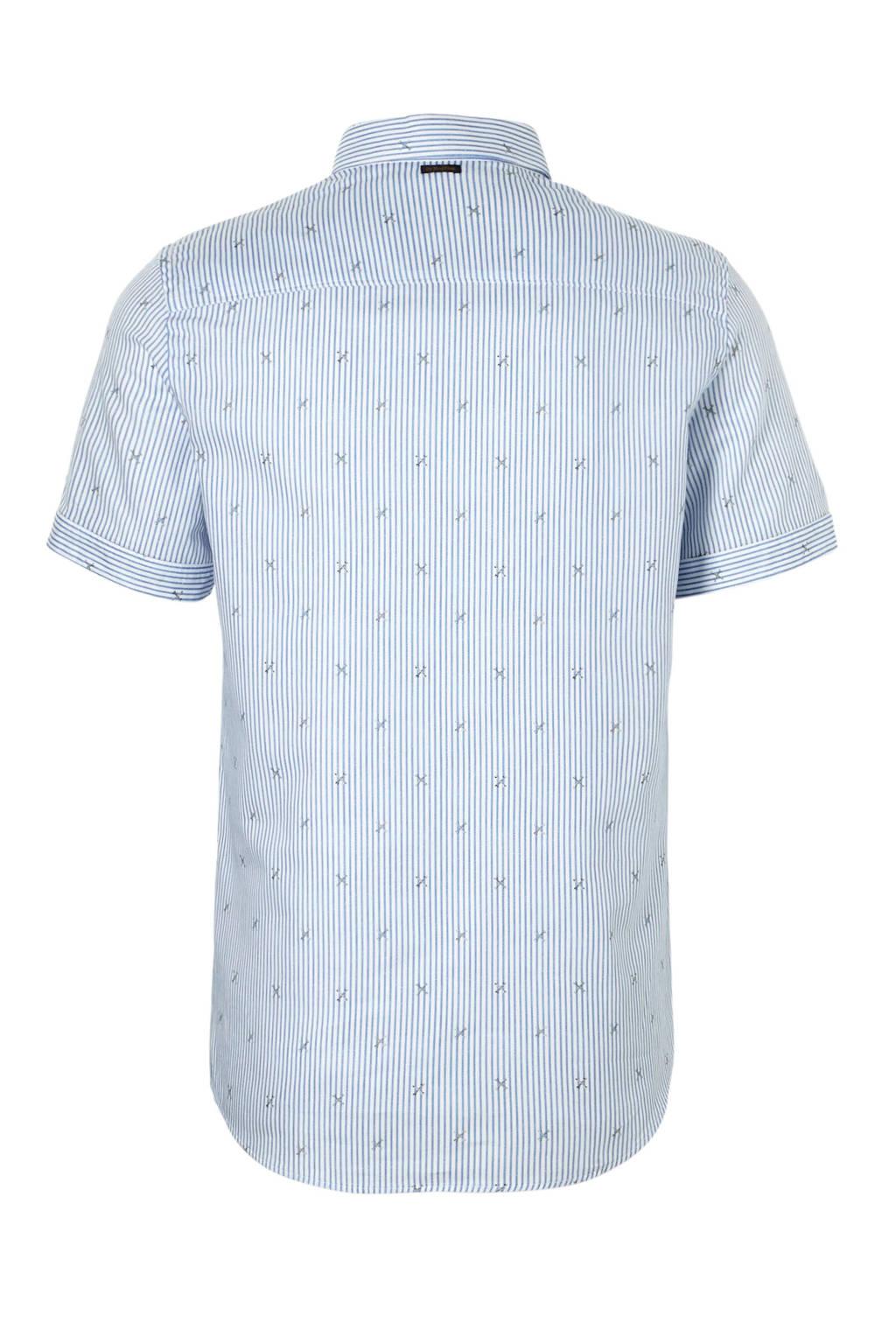 75f0fde45d6 Vanguard overhemd met allover print | wehkamp