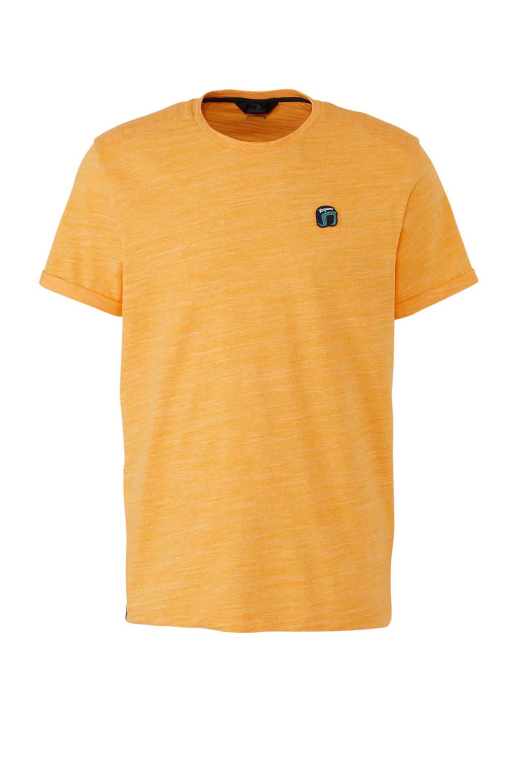 Vanguard T-shirt, Okergeel