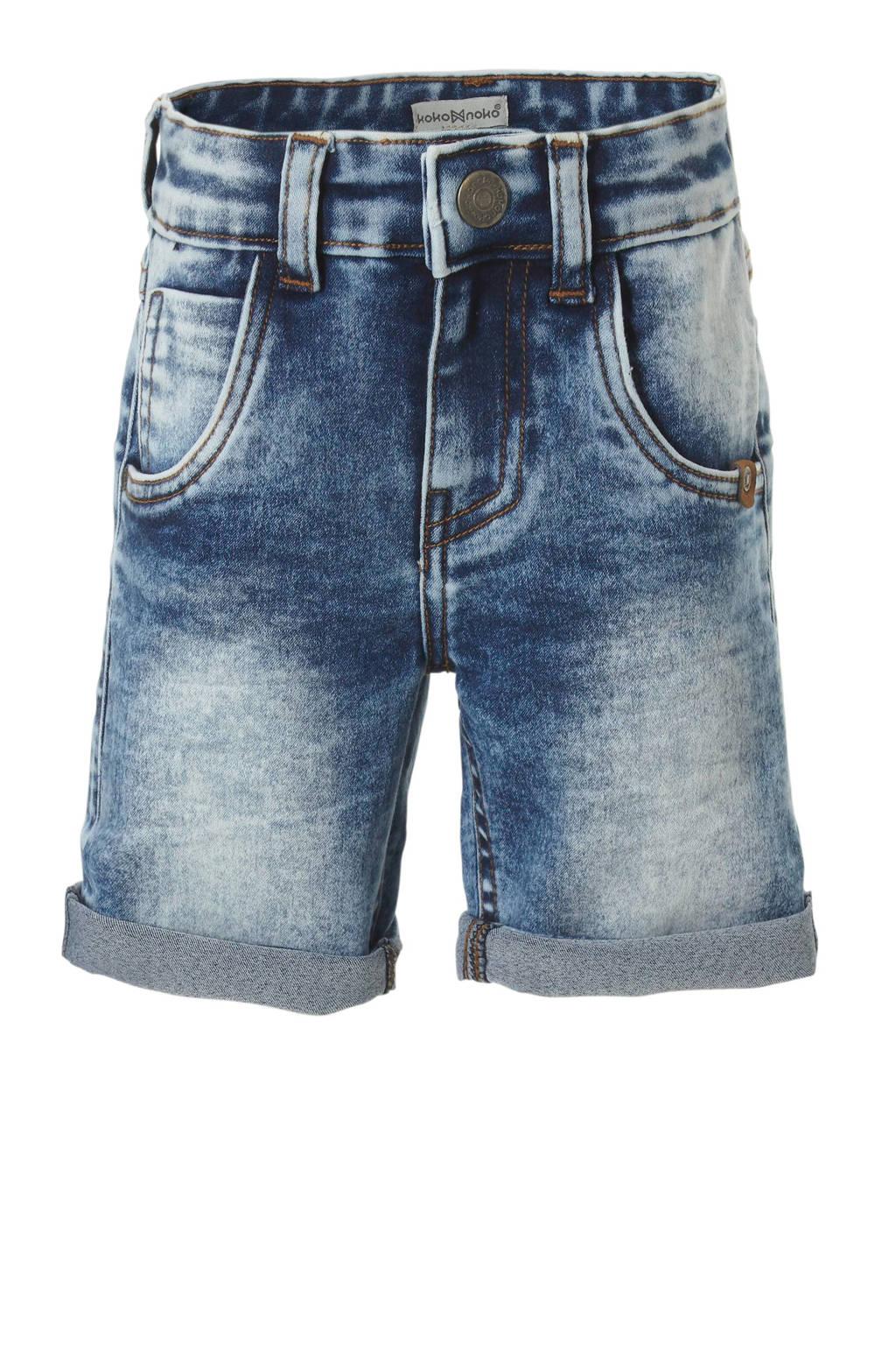 Koko Noko jeans bermuda, Stonewashed