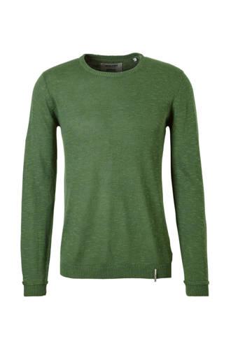 linnen trui groen