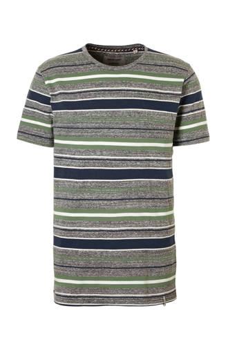 Tee stripe T-shirt