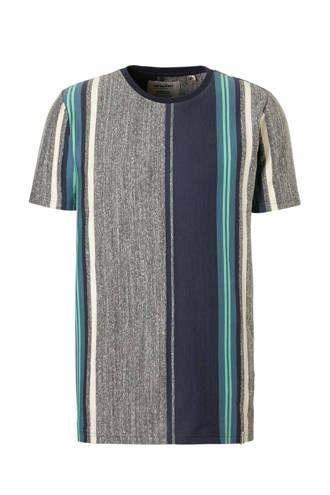 Tee stripe vertical T-shirt