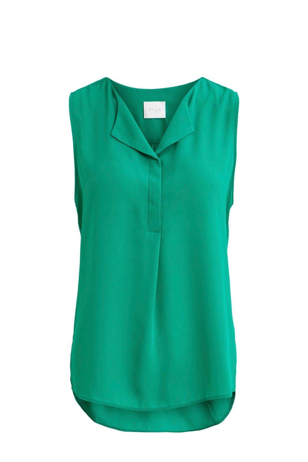 VILA top groen, Groen